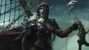 萬茜最后一聲:為了部落!不知道震撼到了多少魔獸世界的玩家!#聲臨其境 對了,她以