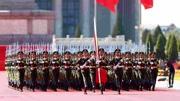 中国一次震撼世界的大阅兵
