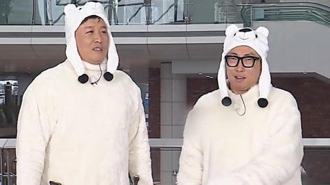 北极熊的眼泪特辑 俊河&明秀北极极限任务