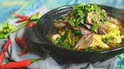 料足货多的牛肉砂锅