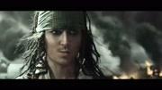 【好萊塢特效】你看的《加勒比海盜》沒加特效前是這樣的!