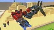 变形金刚:领袖的挑战:黑面神机甲爆炸,分不清大黄蜂是谁!