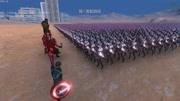 史詩戰爭模擬器:1000個滅霸vs1000個毒液,準備起飛!