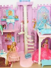 小马宝莉变身五位经典迪士尼公主是什么样子?白雪公主版紫悦