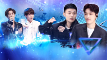 Ep 2 LAY Zhang announced first round results of grading.