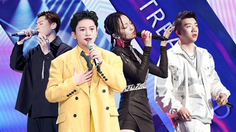 第10期 苏有朋小丑妆催泪来袭 张韶涵杨和苏slay全场