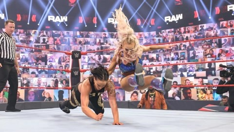 WWE RAW 20210511 第1459期 中文原声