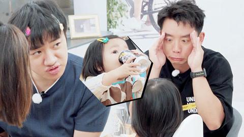 夫妻组 王祖蓝李亚男育儿起争执 郑恺提前体验带娃生活
